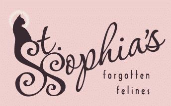 St. Sophias Forgotten Felines logo