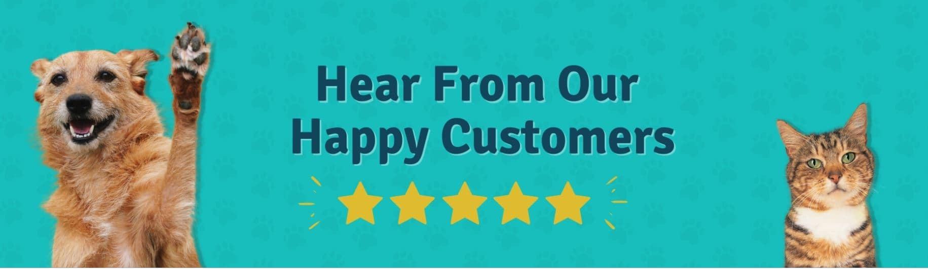 Prudent Pet receives many positive reviews from happy customers